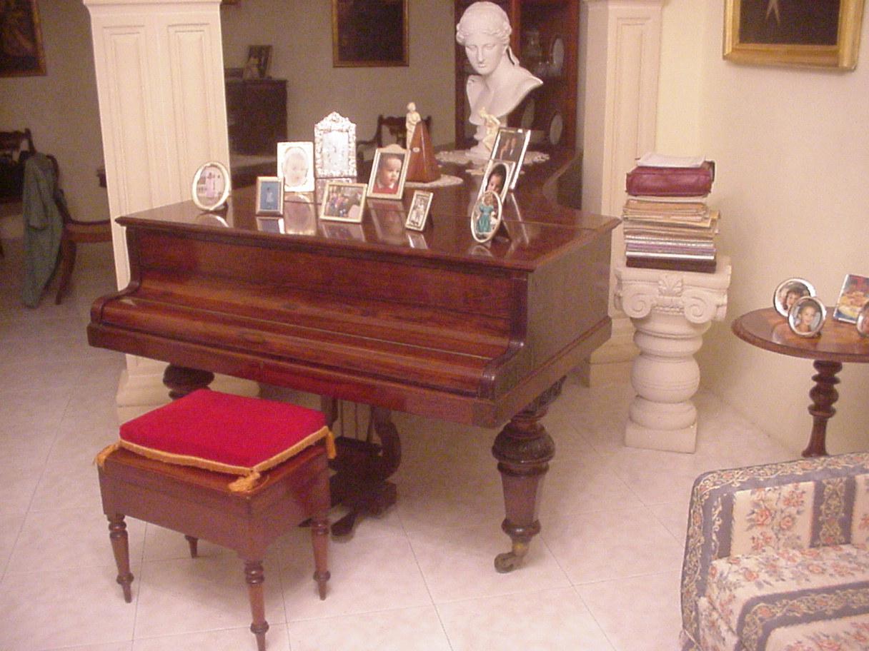 John Broadwood Drawingroom Grand Piano 1897
